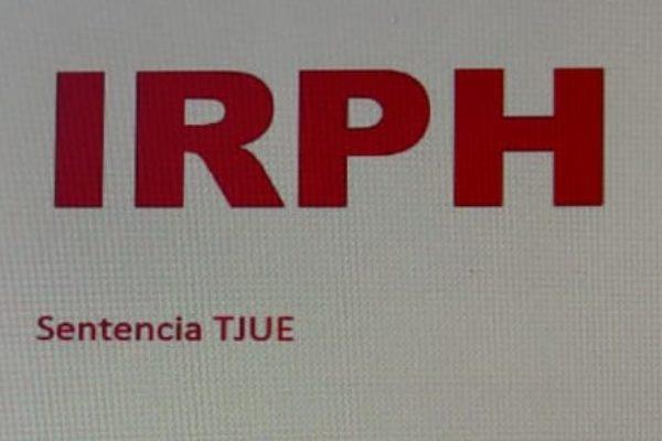 IRPH, ¿QUE HA DICHO EUROPA? ¿COMO RECLAMAR? - EQ Abogados